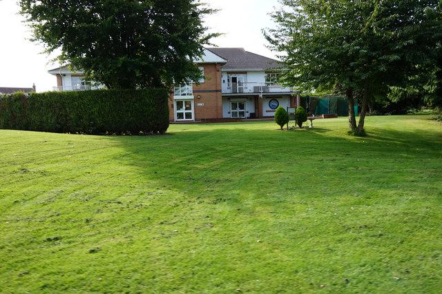 Club House at Immingham Golf Club