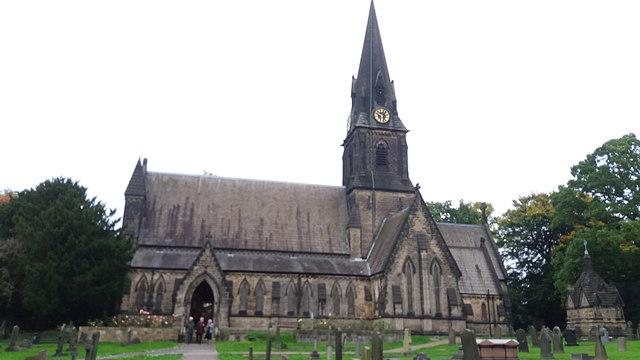 Holy Trinity church, Meanwood