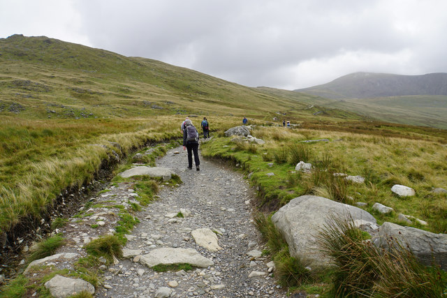 The Llanberis Path