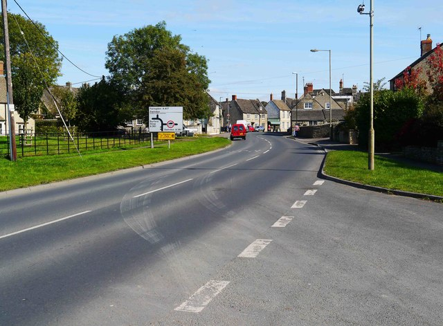 High Street, Lechlade on Thames, Glos