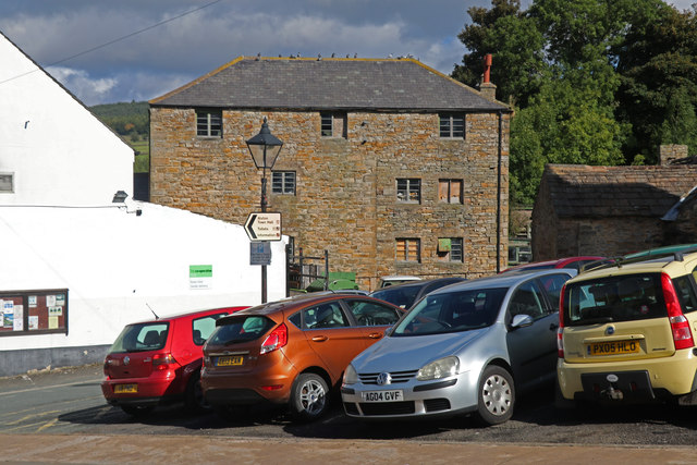 High Mill, Alston