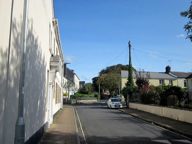 Barbican Terrace Barnstaple
