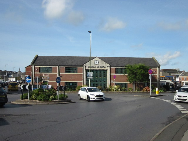 Barnstaple Bus Station