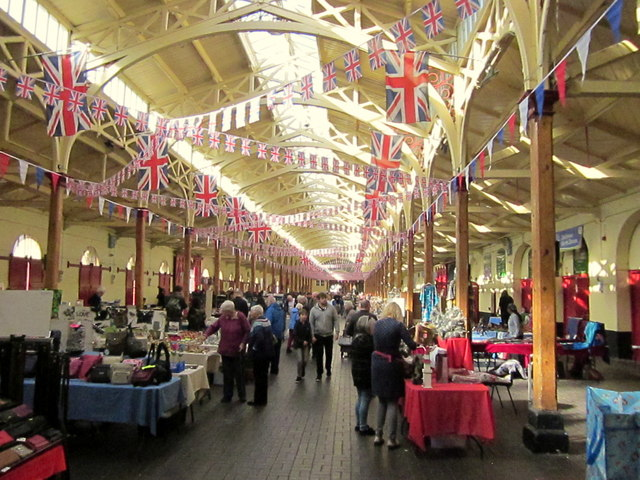 Pannier Market Barnstaple