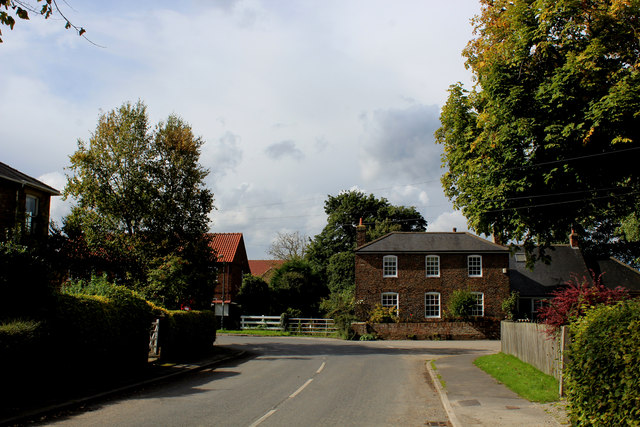 In the Village of Wighill