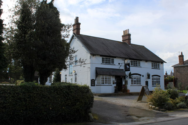 The White Swan, Wighill