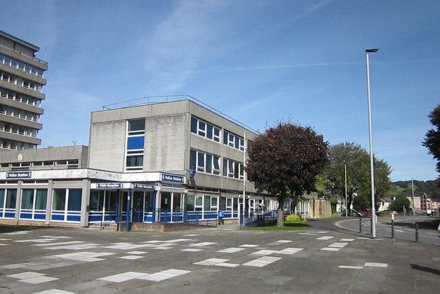 North Walk Barnstaple & Police Station