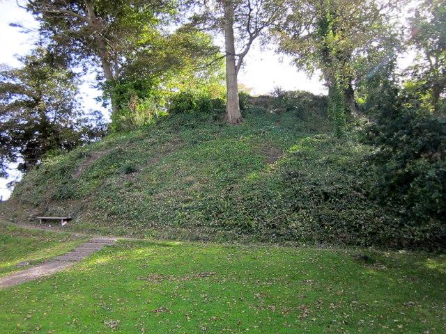 Barnstaple Motte