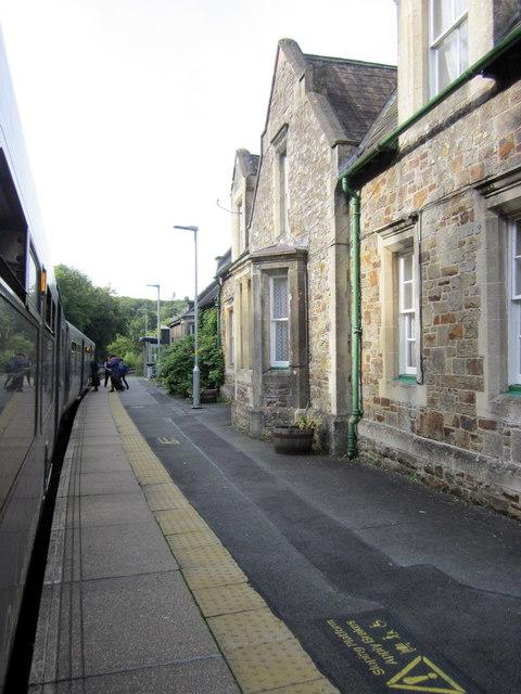 Eggesford Station