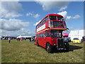 TQ4160 : A RT Bus at the Biggin Hill Festival of Flight 2017 by Marathon
