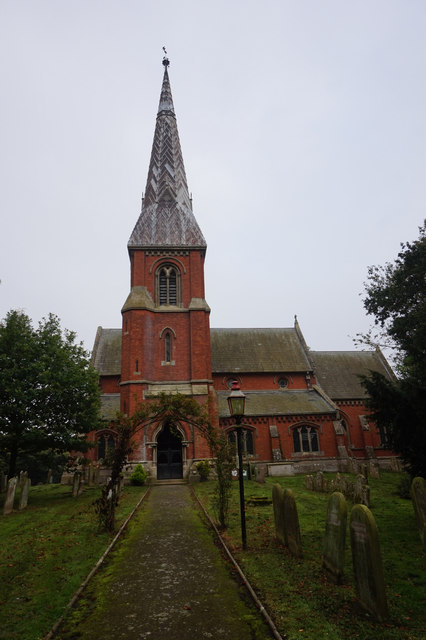 All Saints Church, Fosdyke