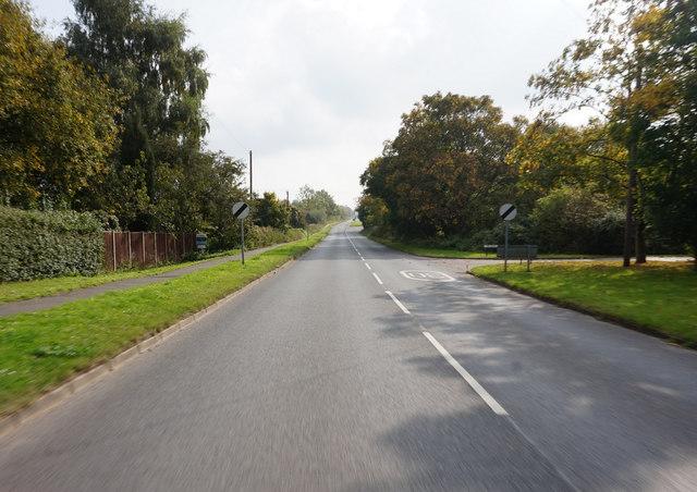 The Street, Hockering
