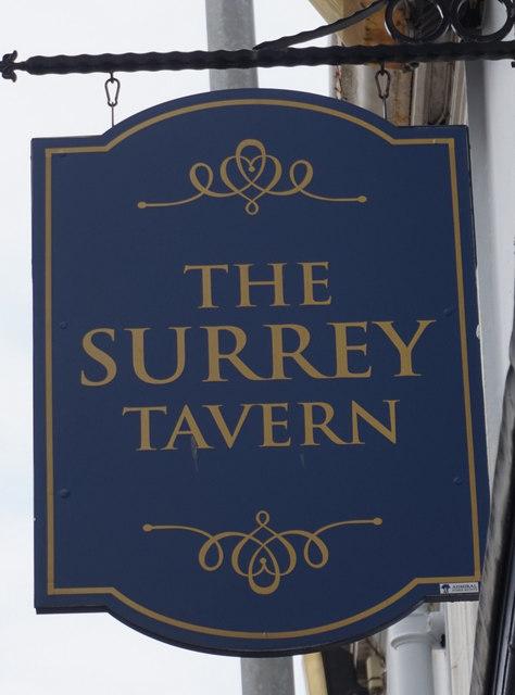 Surrey Tavern, Surrey Street, Norwich