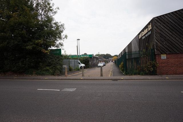 Lothian Street, Norwich