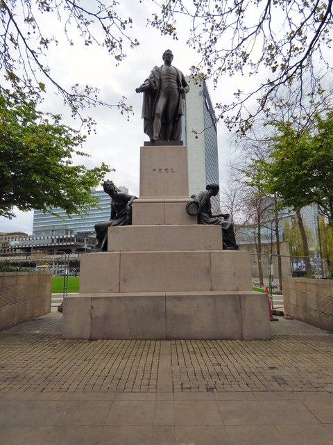 Monument to Robert Peel