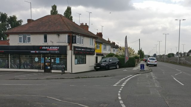 City Cycles along Narborough Road South