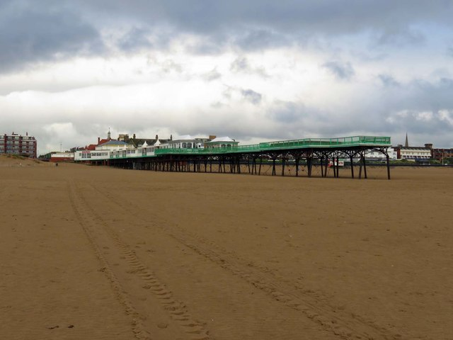 St Anne's Pier