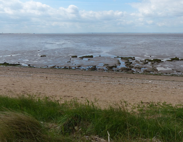 Beach at Kilnsea