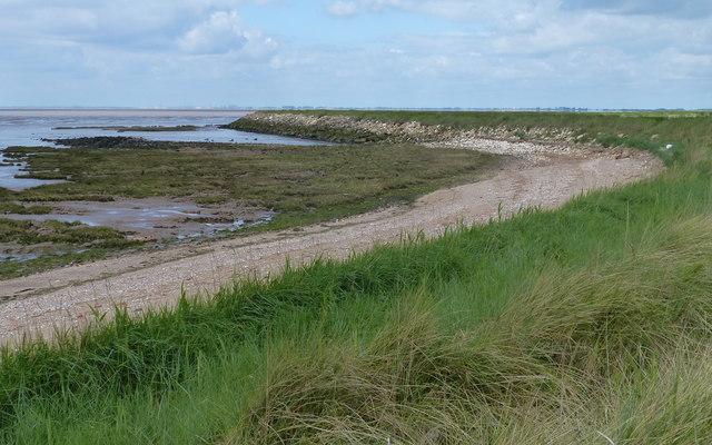 Beach at Kilnsea