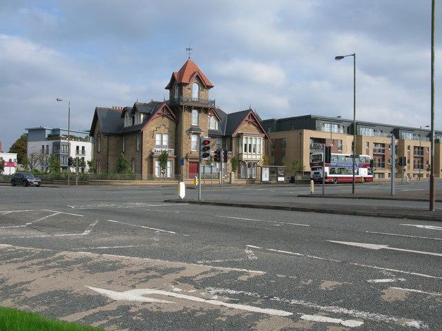 Barnton Junction, Edinburgh