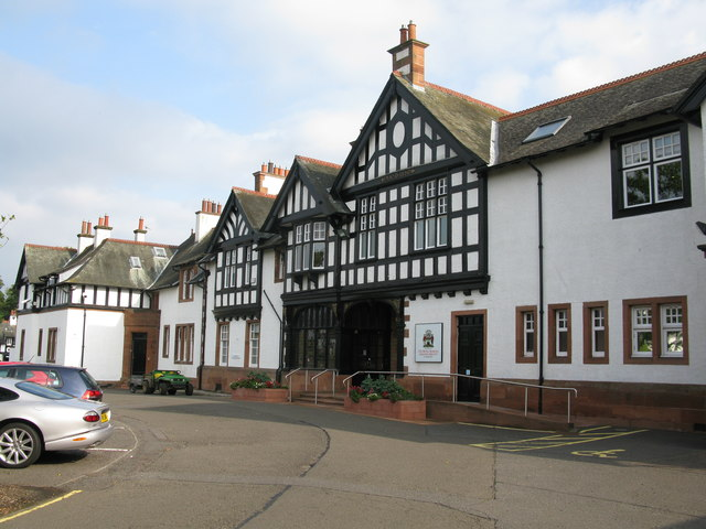The Royal Burgess Golfing Society Clubhouse, Barnton, Edinburgh