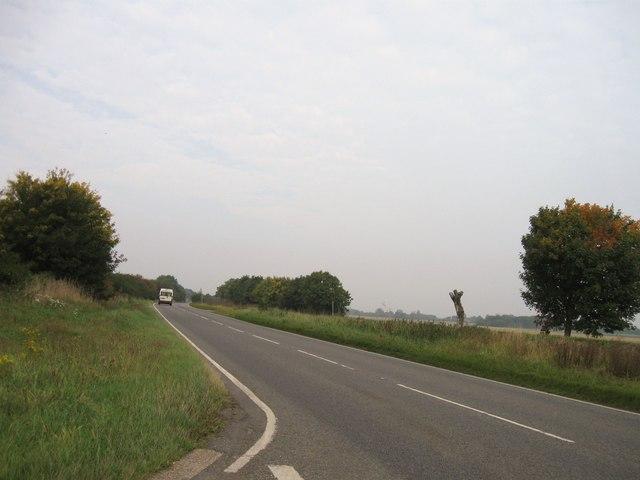 A52 westbound