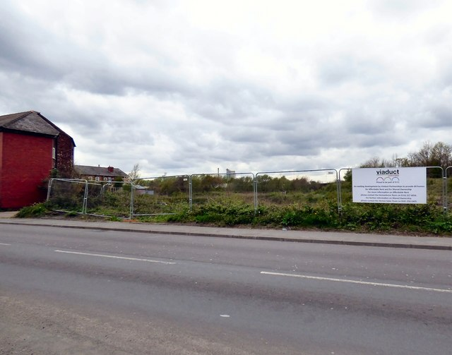 A site for 60 houses