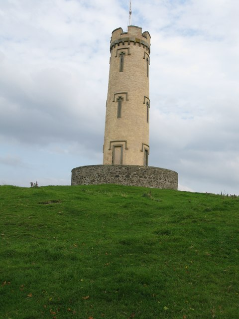 Tower, House of the Binns, Abercorn, West Lothian