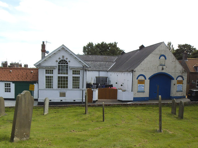 Former Nafferton Parish Jubilee Room