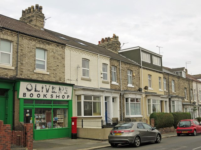 Whitley Road