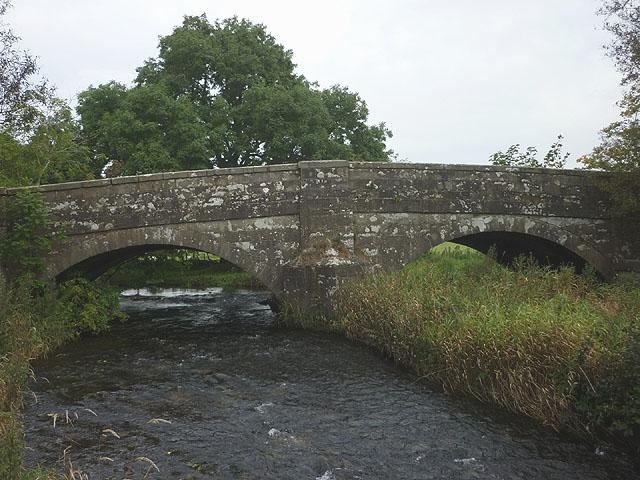 Austwick Beck and Harden Bridge