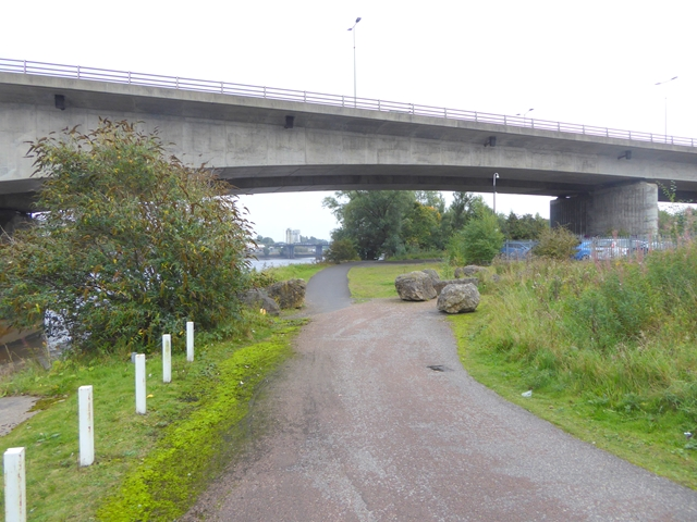 Blaydon Bridge and the Keelman's Way