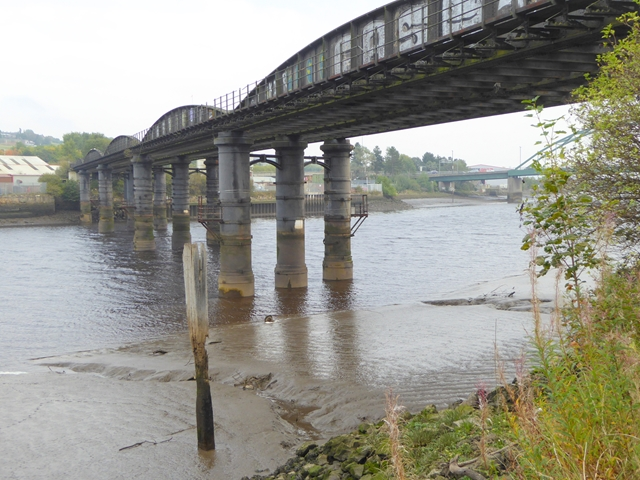 Scotswood Rail Bridge