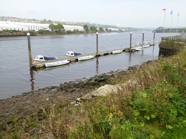 Derwenthaugh Sea Scout Boat Station