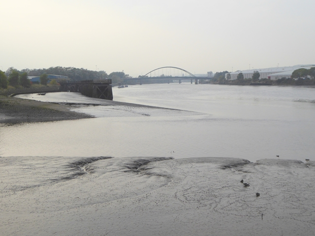 Confluence of the Rivers Dewent and Tyne