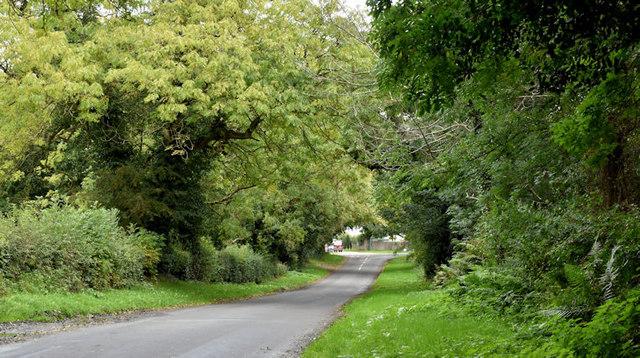 Estate Road, Clandeboye, Bangor (September 2017)