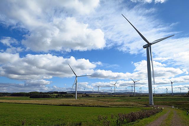 Pearie Law Wind Farm