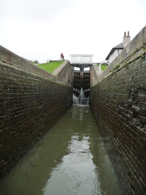 Lock 9, Foxton