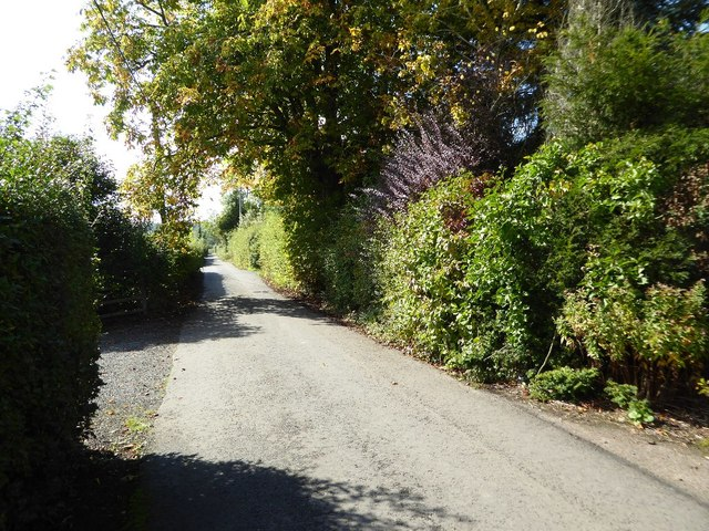 Woodland Road, Dodford