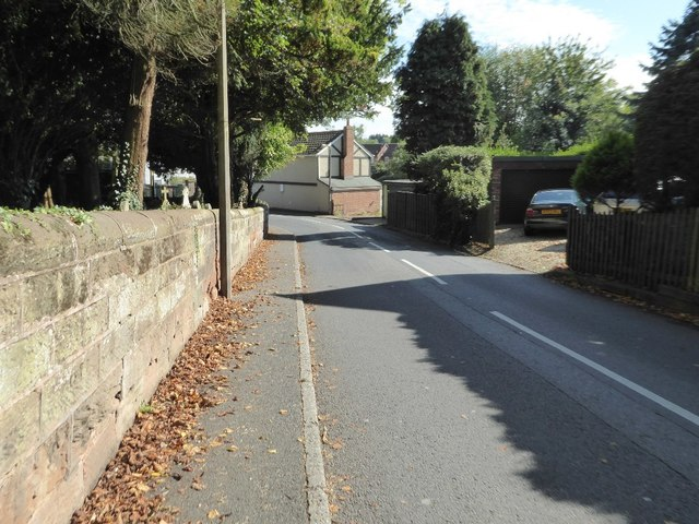 Church Road, Catshill
