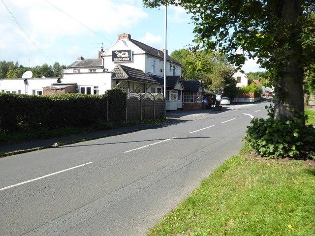 Plough and Harrow, Catshill