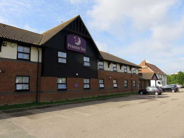 The Premier Inn in Weeley