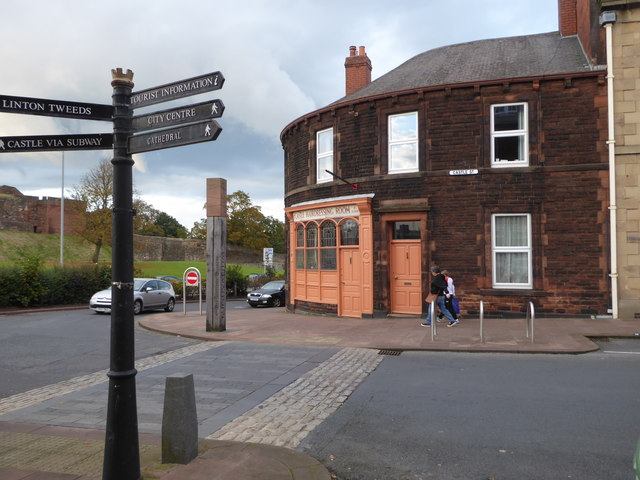 Castle street - Carlisle