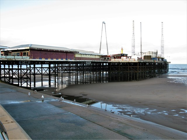 South Pier, Blackpool
