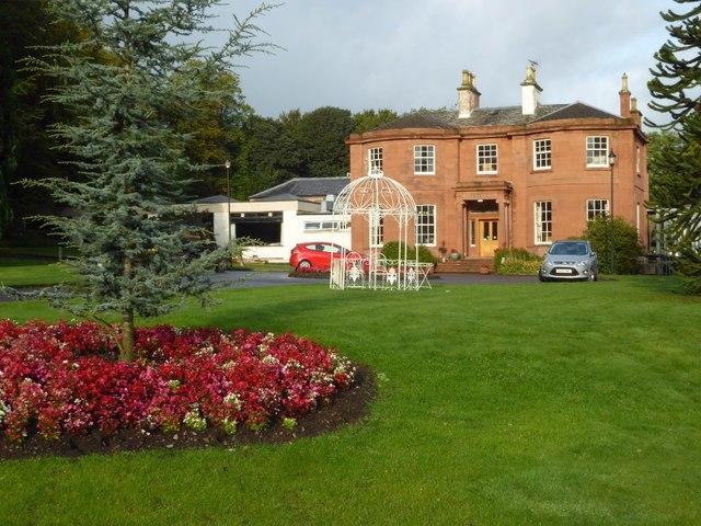 Woodland House Hotel, Newbridge