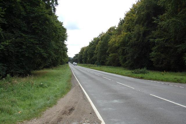 A1065 Swaffham Road, Ickburgh