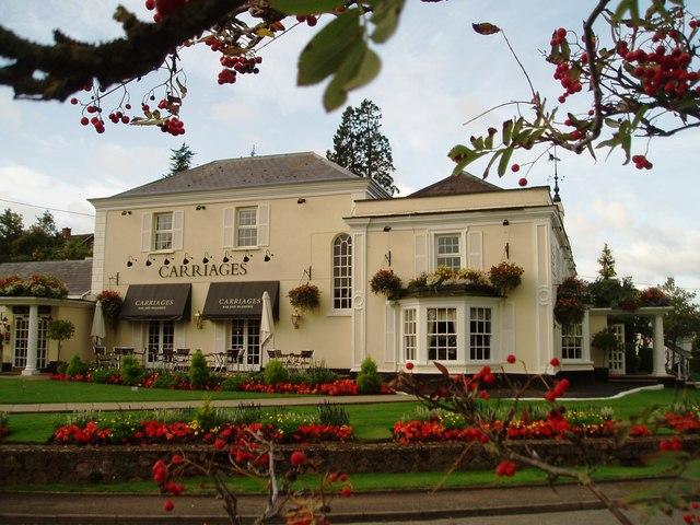 The Devon Hotel, Exeter