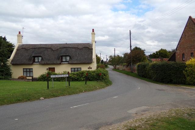 Ashburton Road, Ickburgh