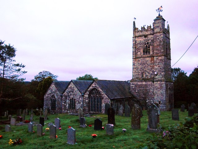 Church of St Protus and St Hyacinth, Blisland