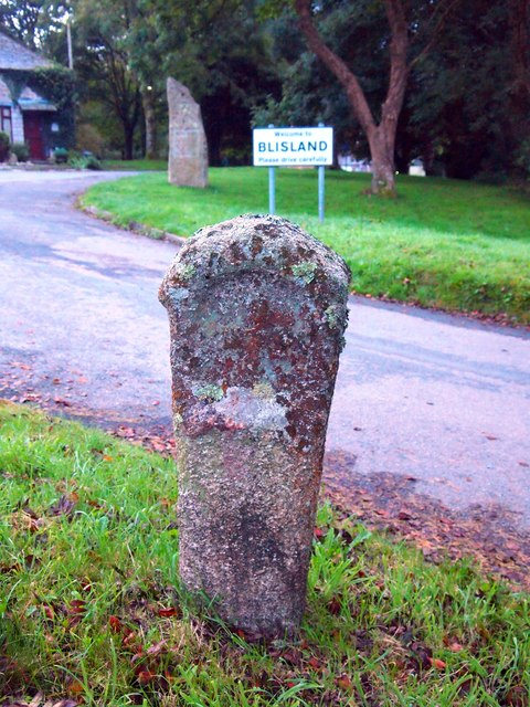 Old Cross, Blisland